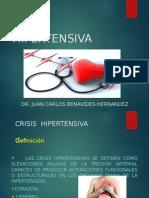 Gonzalez GuiaResidencias 1a Diapositivas Area 04 Crisis Hipertensiva