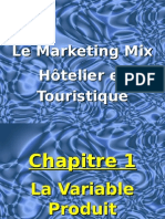 Le Marketing Mix Hotelier Et Touristique 101018120850 Phpapp02