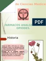 analgesicos opioides