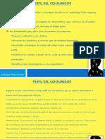 Perfil Consumidor Inca Kola