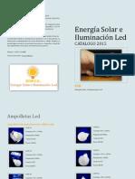 Catalogo 2015 ESIL
