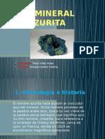Azurita Thais