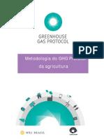 GHG Protocol Agricultura