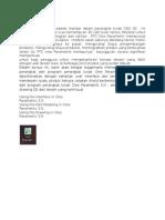 Pengenalan Software PT Creo Parametric