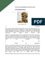 Filsafat Islam Ibnu Sina Dan Pemikiran Tentang Jiwa