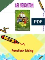Panduan Menulis Dialog