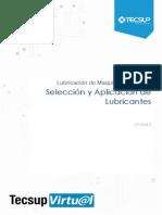 seleccion de lubricante industrial