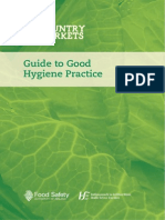 Guide to Good Hygiene Practice CML