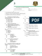 Avaliação at e BT - Solução - Cópia