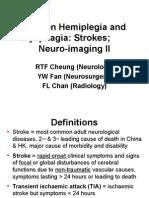 WCS 25 Sudden Hemiplegia and Dysphagia