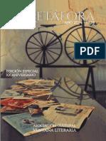 Revista La Metafora n13 Edicion Especial XX Aniversario