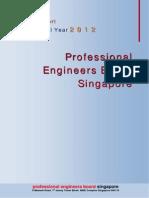 PEB Annual Report 2012