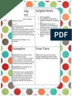 interpreting remainders page 3