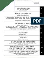 Bombas TDZ