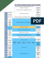 WPYR AM 1380 Schedule