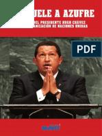 Discurso de Chavez ante la ONU