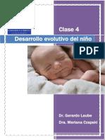 Clase 4 - Desarrollo Evolutivo Del Niño