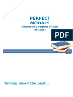 Perfect Modals