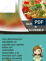 Alimentación-saludable