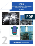Heat Recovery Steam Generators Design and Operation (2nd Edition)
