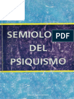 Fierro, Marco - Semiologia Del Psiquismo