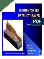 06-Elementos No Estructurales