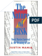 The Nature of Risk (Justin Mamis)