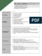student learning profile fa15-2