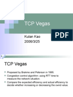 Chapter 10 TCP Vegas
