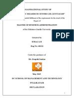 Os report of agro bio tech - Sooraj