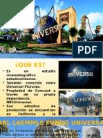 Universal Picture - Studios