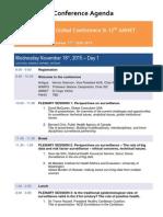 WARFS Antigua 2015 Conference - UPDATED -FINAL November 13th 2015.pdf