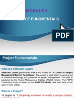Project Fundamental