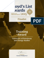 LLMEIS Certificate Finalist Training 6