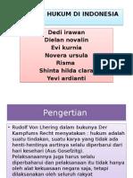 Ikhtisar Hukum Di Indonesia