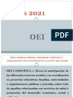 Metas Educativas 21