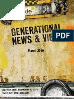 Generational News & Views March 2010