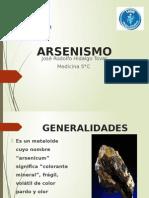 arsenismo
