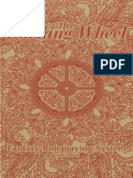 Burning Wheel - Gold Edition - Bookmarked OCR