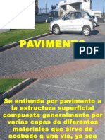PAVIMENTO SEMIRIGIDO