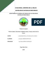 EXPOSICION de Propiedades Clivaje, Dureza,Etc