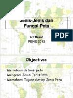 M04. Jenis & Fungsi Peta