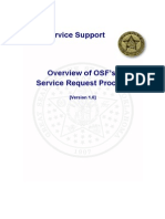 Service Request Process Overview