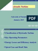 2.Lecture on Hydraulic Turbine