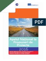 Apel National 2016 Erasmus 2016