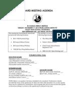 board meeting agenda 11 17 15