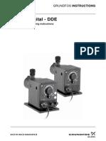 Grundfos Alldos DDE SMART O M