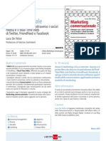 Marketing Conversazionale - White Paper