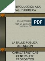 1-Introduccion a La Salud Publica