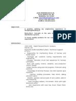 Jobswire.com Resume of jmarinkovich